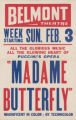 Belmont Theaters feature film, Madame Butterfly