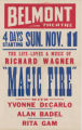 Belmont Theaters feature film, Magic Fire