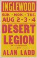 Inglewood feature film, Desert Legion