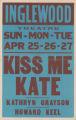 Inglewood feature film, Kiss Me Kate