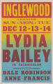 Inglewood feature film, Lydia Bailey