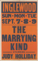 Inglewood feature film, Marrying Kind