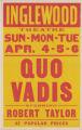 Inglewood feature film, Quo Vadis