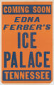 Tennessee Theaters feature film, Ice Palace