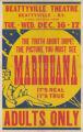 Beattyville Theaters feature film, Marihuana