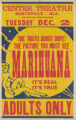 Center Theaters feature film, Marihuana