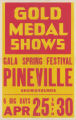 Gold Metal Shows' Gala Spring Festival in Pineville