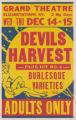 Grand Theaters feature film, Devil Harvest