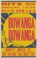 Ritz Theaters feature film, Bowanga Bowanga