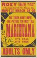 Roxy Theaters feature film, Marihuana