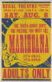 Regal Theaters feature film, Marihuana