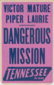 Tennessee Theaters feature film, Dangerous Mission
