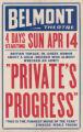 Belmont Theatre's feature film, Private's Progress