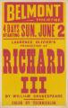 Belmont Theatre's feature film, Richard III