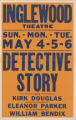 Inglewood Theatre's feature film, Detective Story