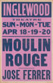 Inglewood Theatre's feature film, Moulin Rouge