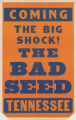 Tennessee Theaters feature film, Bad Seed