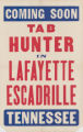 Tennessee Theaters feature film, Lafayette Escadrille
