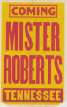 Tennessee Theaters feature film, Mister Roberts