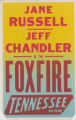 Tennessee Theaters feature film, Fox Fire