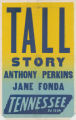 Tennessee Theaters feature film, Tall Story
