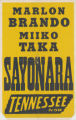 Tennessee Theaters feature film, Sayonara (yellow)