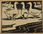 Barnyard Collection: Geese
