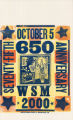 650 WSM 75th Anniversary