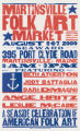 Martinsville Folk Art Market