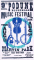 9th Annual Podunk Bluegrass Music Festival