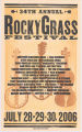 34th Annual Rocky Grass Festival