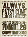 Always Patsy Cline at the Ryman Auditorium (1997)