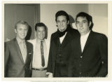 Johnny Cash and disc jockeys