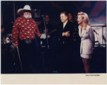 Charlie Daniels set photograph