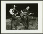 Bobby Bare and Willie Nelson