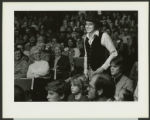 Bobby Bare standing in crowd