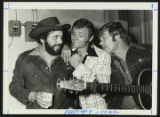 Bobby Bare, Jerry Reed and Dickey Lee at Fan Fair