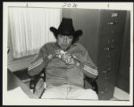 Bobby Bare chewing tobacco