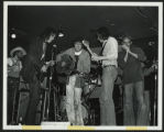 Neil Young, Dickey Betts, Bobby Bare, Shel Silverstein and Pulleybone