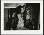 Waylon Jennings and Patty Hall